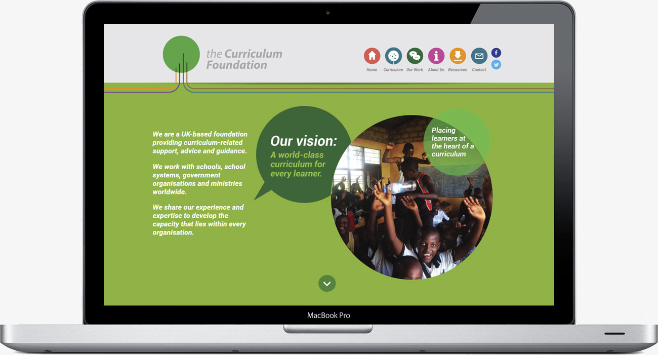 curriculum foundation charity