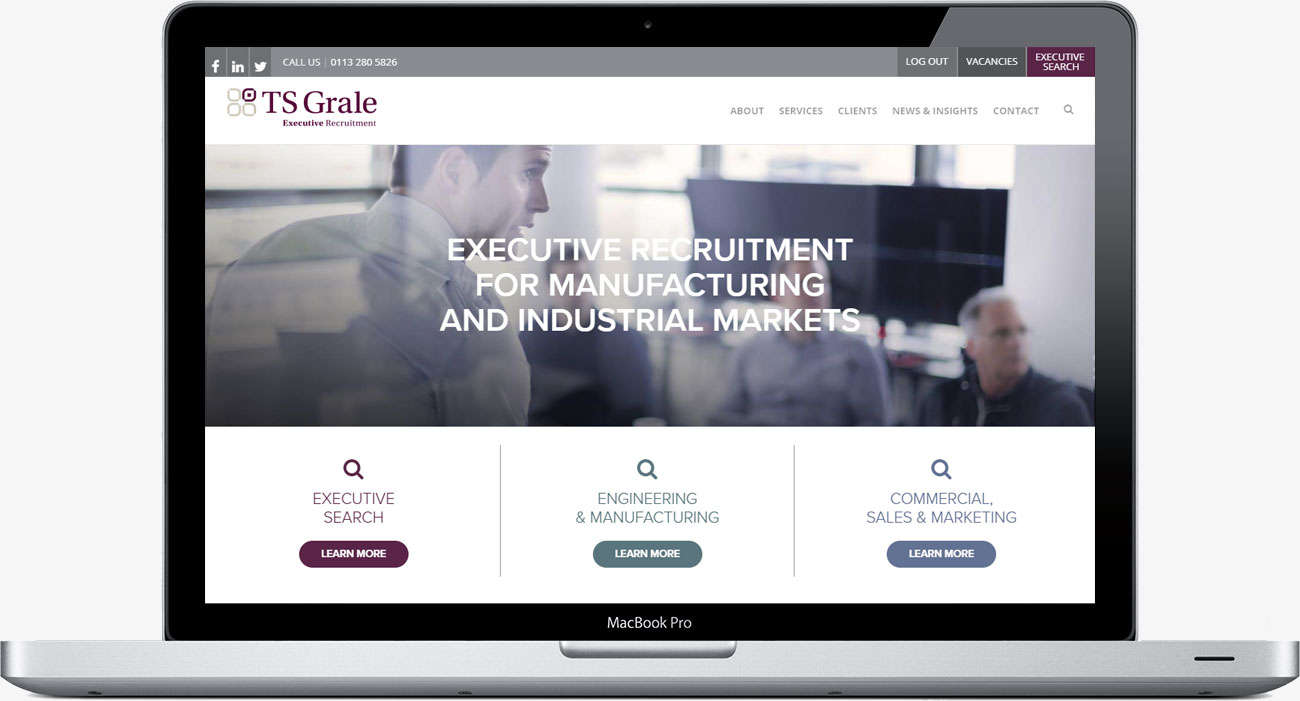 TS Grale Executive Recruitment